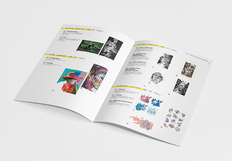Mise en page design