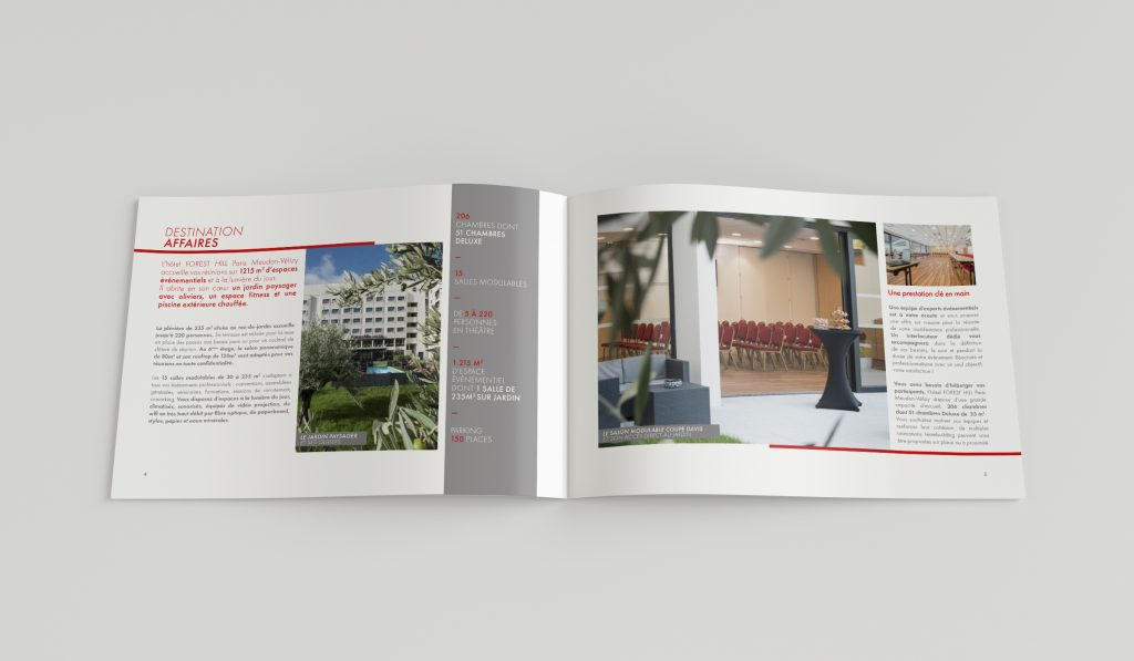 Catalogue hotel luxe